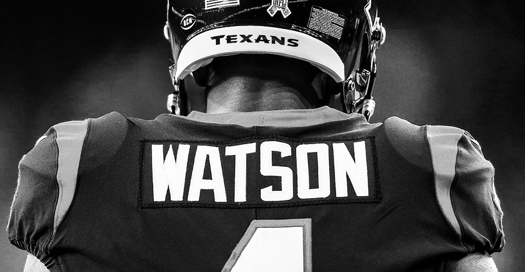 FACE OF THE FRANCHISE Docuseries Deshaun Watson - Partnering with NFL superstar quarterback and co-producer, Deshaun Watson, game1 is producing a documentary series tentatively titled FACE OF THE FRANCHISE - a show that chronicles every aspect of being a star quarterback in the NFL and the face of a professional sports franchise. Gaining unprecedented access to Watson's life on and off the field, from observing film sessions, playbook studies, practices, workouts, games, media management, as well as family-life, health and fitness, and mental prep - viewers will completely understand what it takes to play QB in the NFL.